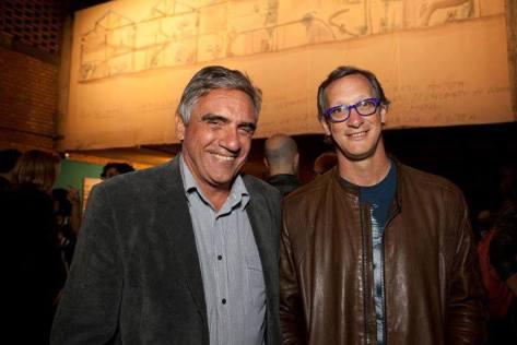 Jornalista Paulo Markun e pelo cineasta Sérgio Roizenblit