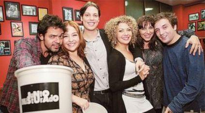 Elenco do seriado Junto & Misturado na Globo