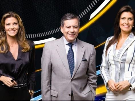 """""""Domingo Espetacular"""" eleva a audiência da Record em dez anos"""