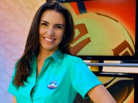 Glenda Kozlowski pode integrar elenco do Esporte Espetacular