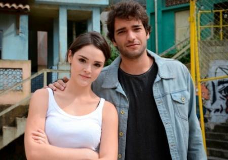 """Humberto Carrão e Isabelle Drummond vão fazer par romântico em """"Geração Brasil"""""""