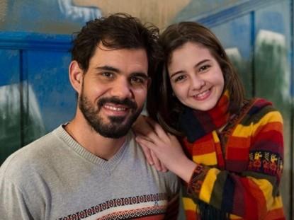 """Atriz Klara Castanho trabalha em """"Amor à Vida"""""""