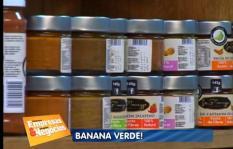 Empresa investe em produtos a base de banana verde