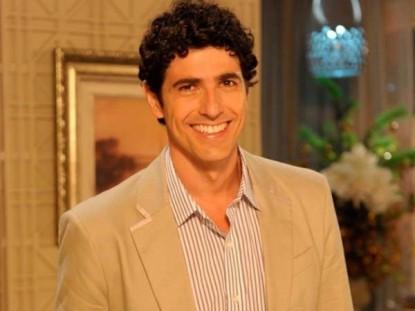Reynaldo Gianecchini revela ser muito grato á Manoel Carlos