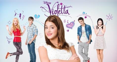 """Band estreia """"Violetta"""" no dia 02 de dezembro"""