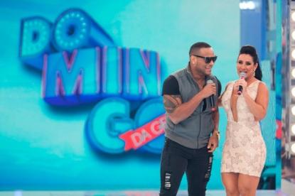 Scheila Carvalho fala sobre sua intimidade com Tony Salles