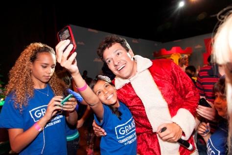 Rodrigo Faro prepara surpresa para as crianças da GRAAC