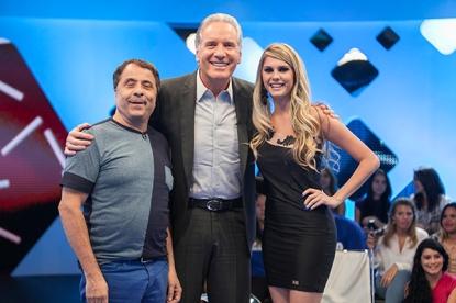 Roberto Justus + recebe Bárbara Evans e Geraldo Magela que conversam sobre superação