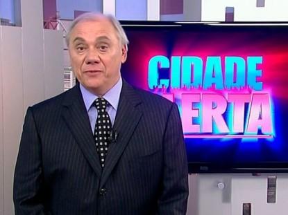 """""""Cidade Alerta"""" é o único informativo que ganhou audiência em 2013"""