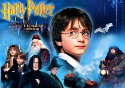 """""""Harry Potter e a Pedra Filosofal"""" garante a vice liderança para o SBT"""