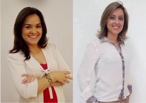Isabele Benito e Liane Borges irão apresentar retrospectiva do SBT Rio