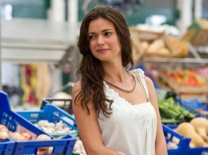 Joana Santos pode fazer parte do elenco de novela de Aguinaldo Silva