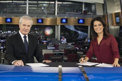 """Jornal da Record"" vence ""Chiquititas"" nesta quarta (25)"