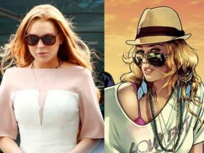Lindsay Lohan vai processar criadores do GTA V