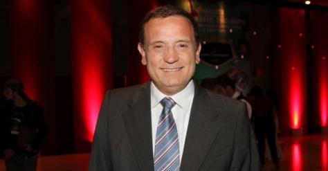 Roberto Cabrini comanda Retrospectiva do SBT