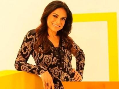 Rosana Jatobá renova contrato com a FOX