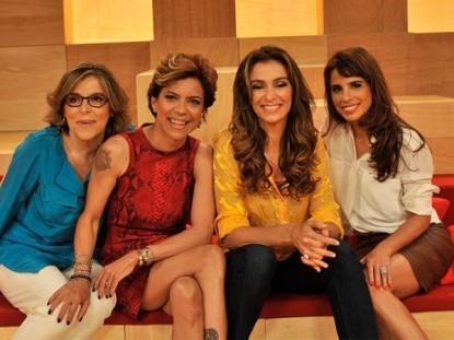 """""""Saia Justa"""" seguirá na programação do GNT em 2014"""
