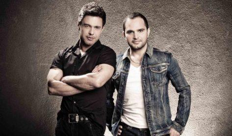 """Lançamento do novo EP de Zezé di Camargo e Luciano """"Teorias"""""""