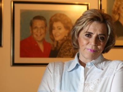 Morre Marly Marley, jurada do Programa Raul Gil, aos 75 anos