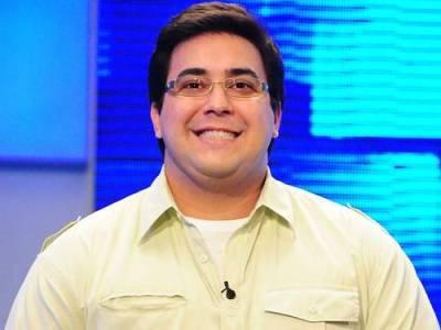 Programa de André Marques é aprovado pela direção da Globo