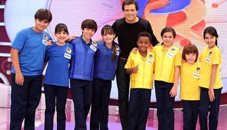 Crianças de Carrossel participam do Passa ou Repassa deste domingo