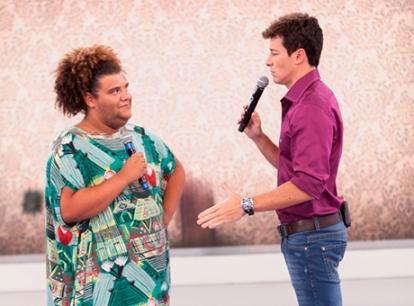 Gominho encara desafio de Rodrigo Faro