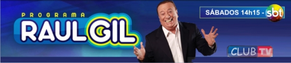 Programa Raul Gil (15/02/2014)
