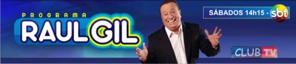 Programa Raul Gil (11/01/2014)