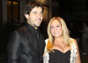 Separação de Suzana Vieira e Sandro Pedroso.