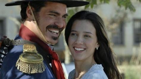 Thiago Lacerda e Marjorie Estiano são os protagonistas de O Tempo e o Vento