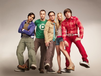 """The Big Bang Theory "" leva prêmio de ""Comédia Favorita"" no People´s Choice Awards"