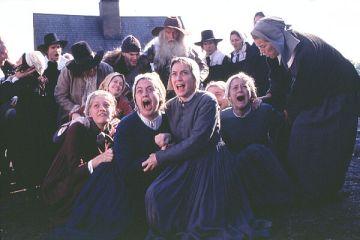 Globo exibe o filme As Bruxas de Salém no Corujão