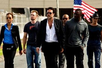 SBT exibe o filme Os Perdedores no Cine Espetacular