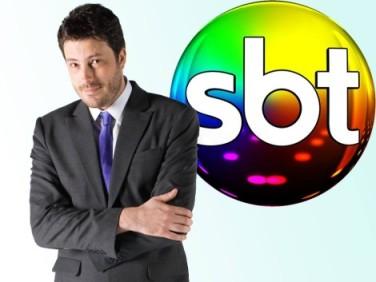Danilo Gentili poderá contar com uma voz misteriosa em seu programa no SBT