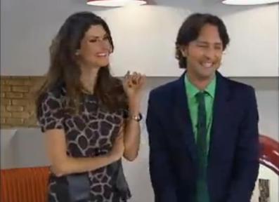 Arlindo Grund e Isabella Fiorentino ajudam Marido a mudar estilo piriguete da mulher