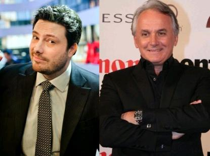 """Danilo Gentili e Otávio Mesquita podem participar do """"SBT Folia"""""""