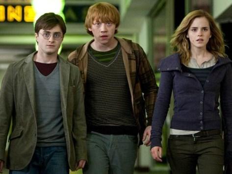 J.K Rowling se arrepende do desfecho dos protagonistas de Harry Potter