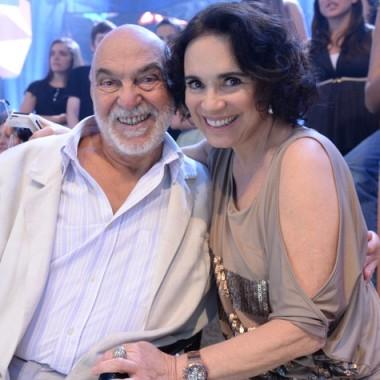 Regina Duarte e Lima Duarte farão par romântico em nova novela da Globo